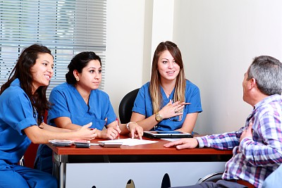 职业治疗,社区看护,衰老过程,健康,责任,青年人,医药职业,专业人员,耐性