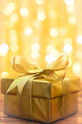 圣诞礼物,垂直画幅,留白,无人,蝴蝶结,新年,生日,圣诞装饰物,十二月