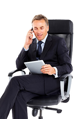 男商人,中老年人,忙碌,55到59岁,垂直画幅,面无表情,套装,经理,男性,仅男人