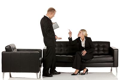 商务人士,水平画幅,女人,会议,伴侣,套装,家具,白人,男商人,男性