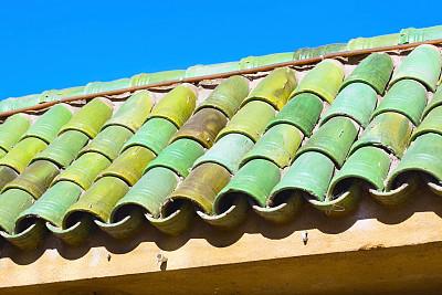 瓦,水平画幅,建筑,摩洛哥,无人,石材,围墙,摄影
