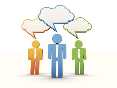 商务,领导能力,形状,消息,绘画插图,阴影,商务会议,男商人,对话气泡框,三维图形