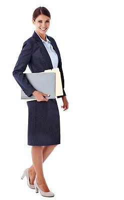 女人,羊毛帽,职权,两手叉腰,垂直画幅,正面视角,留白,智慧,30岁到34岁,图像