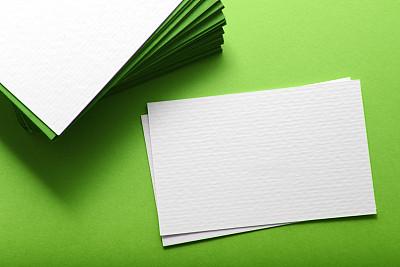 名片,贺卡,空白的,留白,水平画幅,无人,静止的,特写,文档,影棚拍摄