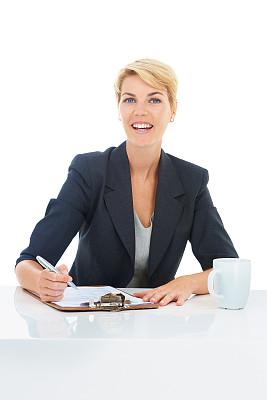 文档,咖啡杯,表格填写,垂直画幅,留白,套装,图像,经理,仅成年人,青年人