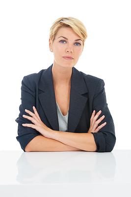 信心,垂直画幅,美,30到39岁,留白,注视镜头,美人,套装,白人,图像