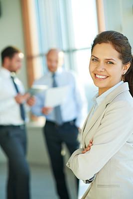商务,女人,舒服,垂直画幅,半身像,套装,图像,经理,仅成年人,青年人