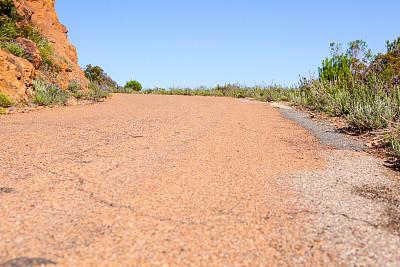 乡村路,摩尔峭壁公路,中庸,选择对焦,天空,留白,水平画幅,无人,夏天,户外