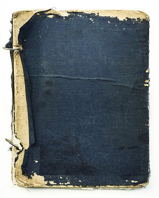 过时的,活页夹,笔记本,会计科目,绿锈,垂直画幅,古董,纹理效果,无人,古老的