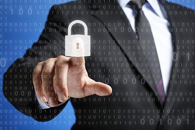 安全,触摸屏,概念,安全人员,电子人,安防系统,私密,密码,电子邮件,计算机软件