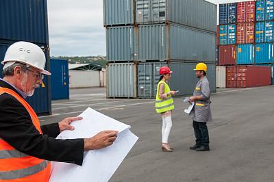 商务,海上运输,留白,文档,经理,安全帽,男性,仅成年人,建筑业,工业