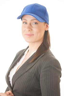 教练,商务,棒球帽,垂直画幅,美,半身像,美人,套装,仅成年人,白领