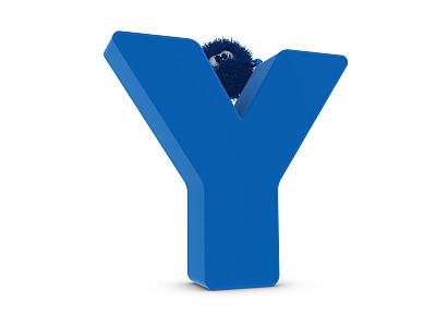 英文字母y,字母,字母表次序,水平画幅,形状,无人,蓝色,白色背景,背景分离,计算机制图