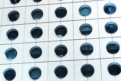 建筑,抽象,油灰,未来,水平画幅,透视图,户外,阶调图片,工业,商业金融和工业
