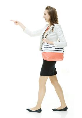 女商人,背面视角,垂直画幅,美,30到39岁,美人,套装,30岁到34岁,白人,不看镜头