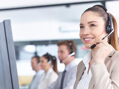 呼叫中心,职业,女性,耳麦,服务业职位,智慧,仅成年人,工业,青年人,专业人员