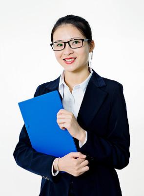 文件,女商人,拿着,垂直画幅,正面视角,半身像,销售职位,套装,文档,经理