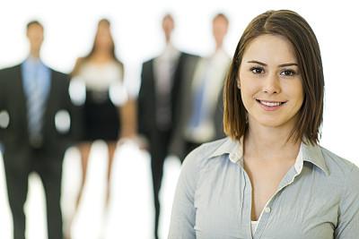 商务,团队,30到39岁,领导能力,少量人群,水平画幅,注视镜头,人群,套装,白人