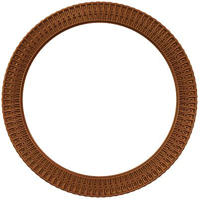 边框,铜,圆形,式样,接力赛,戒指,留白,艺术,形状,无人