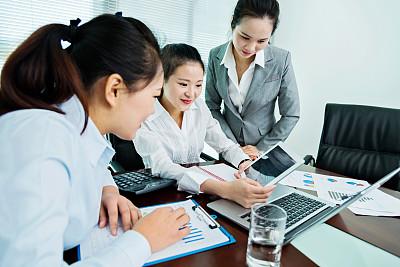 商务,人群,团队,百叶帘,会议桌,留白,少量人群,文档,经理,仅成年人