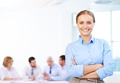 经理,可爱的,领导能力,半身像,图像,仅成年人,青年人,专业人员,信心,公司企业