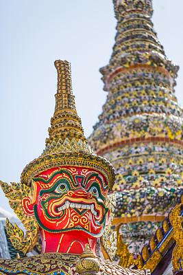 曼谷,玉佛寺,纪念碑,国内著名景点,美,灵性,无人,东亚,异国情调,户外