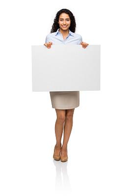 布告,女商人,总经理,垂直画幅,正面视角,留白,领导能力,经理,仅成年人,青年人