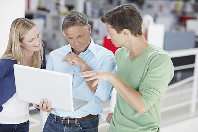 技术,商务,在边上,办公室,留白,脑风暴,领导能力,笔记本电脑,水平画幅,电子邮件