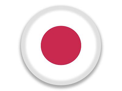 按钮,国内著名景点,球体,证章,背景,2015年,三维图形,绘画插图,圆形,日本