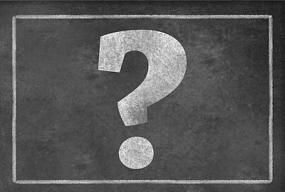 问号,黑板,问卷,正面视角,粉笔画,灰色,水平画幅,银色,符号,古典式