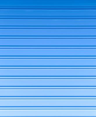 商店,金属,篱笆,蓝色,门,固定百叶窗,瓦楞铁,橱窗展示,窗框,垂直画幅