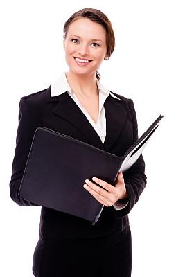 青年人,女商人,白色,讲师,垂直画幅,注视镜头,销售职位,指导教师,房地产经纪人,套装