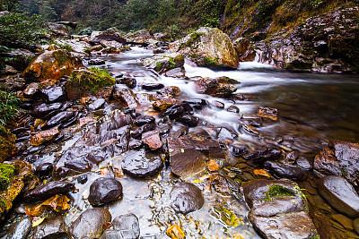 桂林,瀑布,中国,自然保护区,黄果树瀑布,安顺,水平画幅,无人,纯净,户外