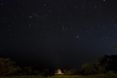 艾卡拉酷,天文台,契晨-伊特萨,尤卡坦州,玛雅文明,墨西哥,灵性,水平画幅,夜晚,石材