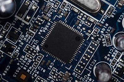 电路板,焊接的,水平画幅,无人,抽象,计算机设备,中央处理器,特写,母板,技术