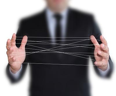 商务,问题,捧着,主持人,点连成线,一把,领导能力,四肢,套装,男商人