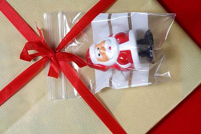 礼物,水平画幅,2015年,圣诞老人,惊奇,摄影