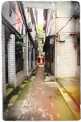 北京,胡同,垂直画幅,建筑,无人,古老的,古典式,房屋,建筑结构,居住区