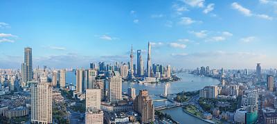 外滩,上海环球金融中心,世界金融中心,黄浦江,东方明珠塔,黄浦区,浦东,天空,未来,滨水
