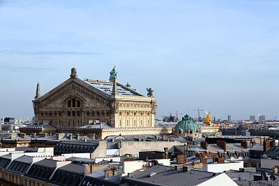 城市,音乐,歌剧院广场,巴黎歌剧院,音乐厅,歌剧院,科林斯式,铸铁,纪念碑,外立面