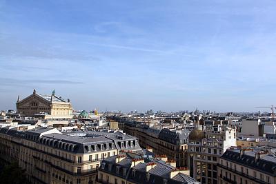 音乐,都市风景,歌剧院广场,巴黎歌剧院,音乐厅,歌剧院,科林斯式,铸铁,纪念碑,外立面