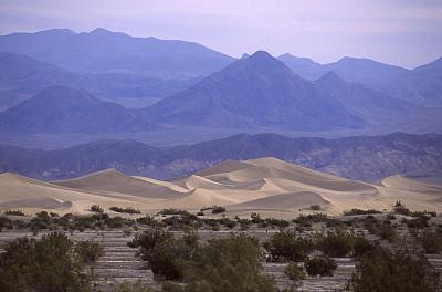 科尔索沙丘,加利福尼亚,沙漠,密封食品,国内著名景点,莫哈韦沙漠,普罗维登斯山,莫哈比沙漠,圣伯纳蒂诺县,美