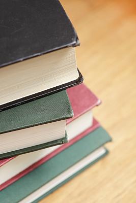 书,手册,精装书,档案文件,垂直画幅,留白,古老的,书页,明亮,想法