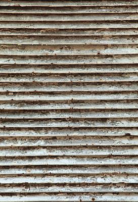 百叶窗,门,卷帘,工业用门,瓦楞铁,镀锌材料,垂直画幅,式样,仓库,灰色