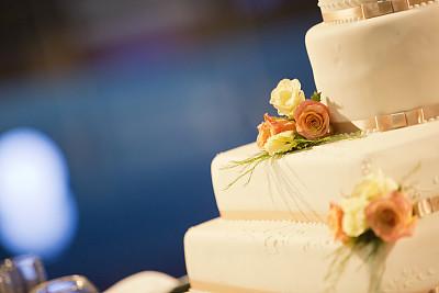 结婚蛋糕,水,水平画幅,无人,游泳池,玫瑰,常春藤,摄影,花