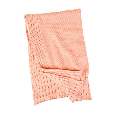 婴儿毯,分离着色,白色,毯子,小的,黄色,机织织物,婴儿,背景分离,方形画幅
