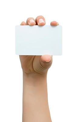 贺卡,姿态,女人,手,白色背景,把手,分离着色,一把,垂直画幅,美