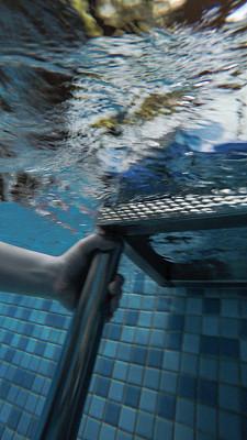 游泳池,男孩,水下,垂直画幅,水,休闲追求,休闲活动,松弛练习,湿,儿童