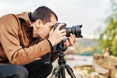 业余爱好,非凡的,缅因州,数码单反相机,三脚架,水平画幅,自然,旅行者,户外,30岁到34岁