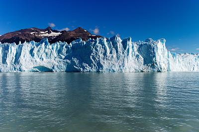 莫雷诺冰川,巴塔哥尼亚,阿根廷冰川国家公园,圣克鲁斯省,自然,南美,水,阿根廷,水平画幅,地形